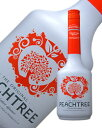 Peach tree Crystal Clear Liqueur